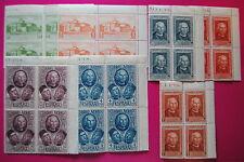 1930.!! OCASION !!DESCUBRIMIENTO DE AMERICA  ED 559/65** B4 NUEVOS