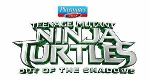 Teenage Mutant Ninja Turtles Out Of The Shadows (2016) Playmates Action Figures
