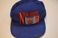 Vintage New Jersey Nets Official Licensed NBA SnapBack Hat