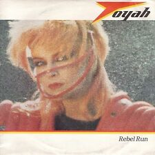 "Toyah - Rebel Run (7"" Safari-Records Vinyl-Single Schallplatte England 1983)"