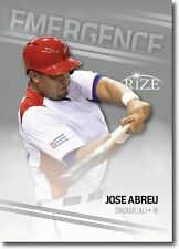 2013 RIZE EMERGENCE #EM-1 WHITE SOX JOSE ABREU RC NM-MT
