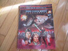 Star Wars RPG The New Republic Dark Force Rising Sourcebook WEG