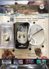 iPod 5G Waterproof Case Head Phone ArmBand H2O Audio