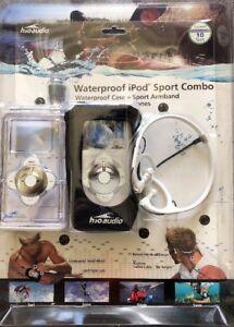 iPod 5G Waterproof Case Head Phone ArmBand H2O Audio
