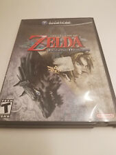 Nintendo Gamecube Zelda Twilight Princess