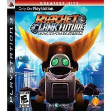 NEW Ratchet & and Clank Future Tools of Destruction PS3