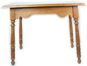 Vintage Tell City Maple End Table 815 Andover Excellent ,SOLID Tell City Indiana
