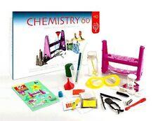 Chemistry 60 A Home & Kitchen Science Exploration Kit  (Elenco Chem 60) EDU7075