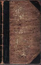 Biblia Hebraica Sedition editiones Ios Athiae Ioannis Leusden Io Simonis 1839