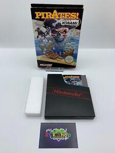 Nintendo - NES - Spiel - Pirates ! - Konami - PAL B - OVP