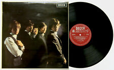 ROLLING STONES Debut UK 2ND PRESSING LP Unboxed Red Decca NEAR MINT/NEAR MINT