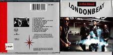 Londonbeat cd album - In The Blood