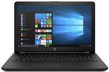 """HP Notebook 15"""" Full-HD Intel i5-7200 3.1 Ghz 8 GB Ram 256 GB SSD Windows 10 Pro"""