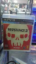 Jeu Resistance 3 PS3 Pal FR Promo Disk