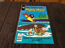 NEW TERRY TOONS WITH MIGHTY MOUSE 54 Whitman comic book
