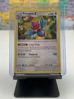 SHIPS SAME DAY Pokemon Card Porygon-Z 157/214 Holo Stage 2 Normal Type 2019 Rare