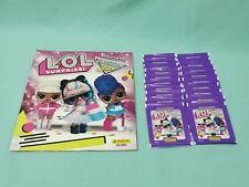 Panini L.O.L Surprise Serie 3 Fashion Fun Album + 25 Tüten / 125 Sticker  LOL
