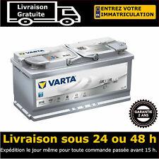 H15 Varta Start-Stop Plus AGM Batterie de Voiture 12V 105Ah (605901095)