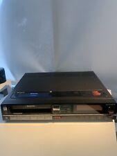 Working Vintage Sony Betamax Hi-Fi  SL-HFR30 video recorder AS IS GUC turns on