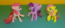 McDonald's My Little Pony 2015 Pinkie Pie Twilight Sparkle & Fluttershy