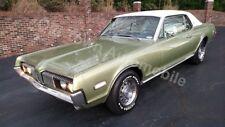 1968 Cougar XR7