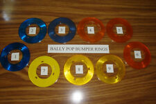 Bally Pinball Pop Bumper Rings, Used, You Choose Which Ones! Low Ship!