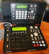 Akai MPC-1000 (Black Fatpads, New Menü Buttons, Metall Encoder)