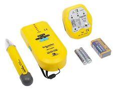 Schneider Electric hágalo usted mismo Detector Kit Socket & Voltaje Tester Stud & Pipe Finder