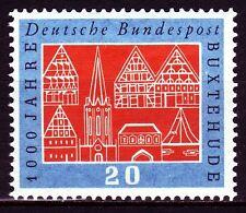 GERMANY federale BRD 1959 ** mi.312 Città City pingue | città vista townscape