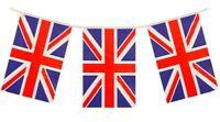 10M Bunting 20 Flag Great Britain Union Jack Garland Street Party ROYAL WEDDING