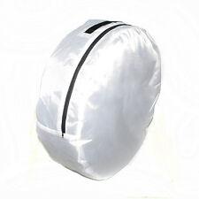 Llevar Rueda de Repuesto Neumáticos Cubierta Protector Bolsa Coche Vehículo ahorro de espacio de almacenamiento de información
