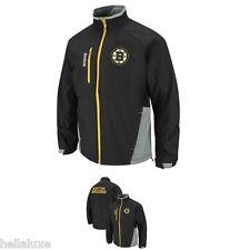 Reebok Center Ice Collection BOSTON BRUINS MENTOR SOFTSHELL jersey Jacket~Men XL