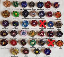 3 x Beyblade Kampfkreisel Auswahl von 39 verschiedenen Kreisel Fusion Metal Figh