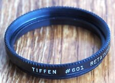 Tiffen 601 Series 6 adapter / retaining ring   ser vi filter double-threaded
