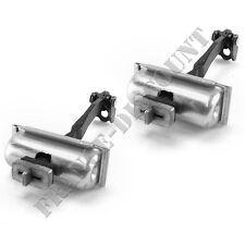 LOTE 2 tirantes limitadores de puertas delanteras OPEL Corsa D 13180682 5160257