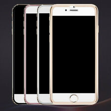 7D Aluminum Full Screen Protector Tempered Glass For iphone 6/7/8/X/XS/Max