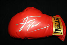 Jessie Vargas signed boxing glove, WBO Champion, Proof, COA