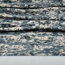 "ACU Camo Double-sided Polar fleece fabric anti-pilling Hoodies blankets 60"" W"