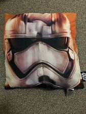 Official Star Wars Cushion 'the Force Awakens' Printed Brand Brand New