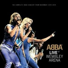 CD Double ABBA Live at Wembley Arena 1979 Complete Concert 2 CDs