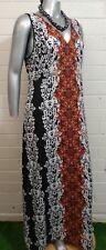 Women's  MAXI DRESS PLUS Size 5XL VERSATILE  V~Neck Sleeveless NWOT