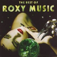 ROXY MUSIC THE BEST OF CD (GREATEST HITS)
