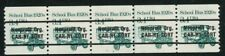 1920's School Bus 3.4¢ mnh PNC5 plate #2 USA #2123a transportation series 1985