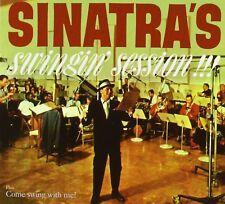 FRANK SINATRA - SWINGING SESSION/COME SWING  CD NEUF