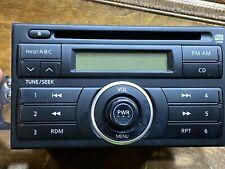Fits Nissan Versa 2007 2008 2009 OEM Car AM FM Radio CD Player PN 2871L 28185