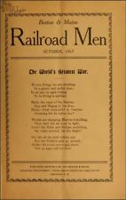 Boston & Maine Railroad Men Magazine 17 Issue Collection On USB