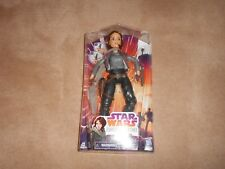 NEW, STAR WARS FORCES OF DESTINY DOLL, JYN ERSO