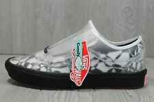 55 Rare Vans slip on Black White Shoes Zhao Zhao Year Of The Rat 2020 Mens 10