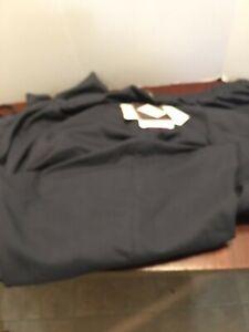 Greys Anatomy Steel Color Scrub Uniform Pants NWTA NWT Drawstring 5 Pocket 5XL