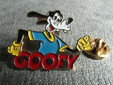 RARE PINS PIN'S - GOOFY COUREUR - DINGO - MICKEY - Signé BIJOUX DE FRANCE